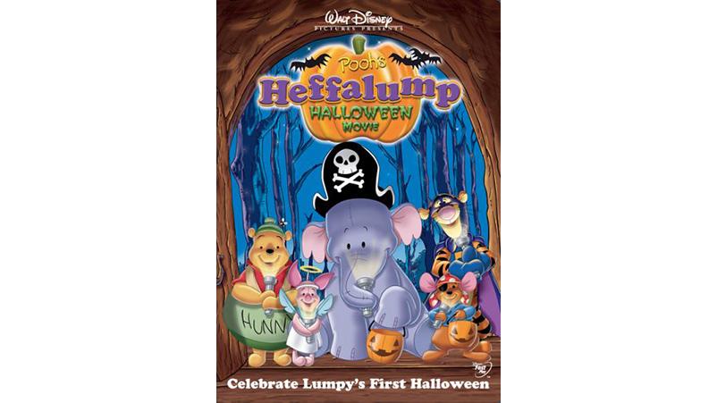 poohs heffalump halloween movie g - G Halloween Movies