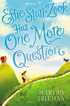 Effie Starr Zook Has One More Question children's book cover image