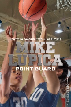 Point Guard children's book cover image