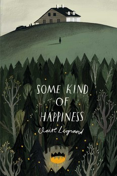 Some Kind of Happiness children's book cover image