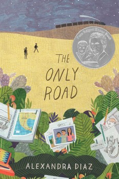 The Only Road children's book cover image