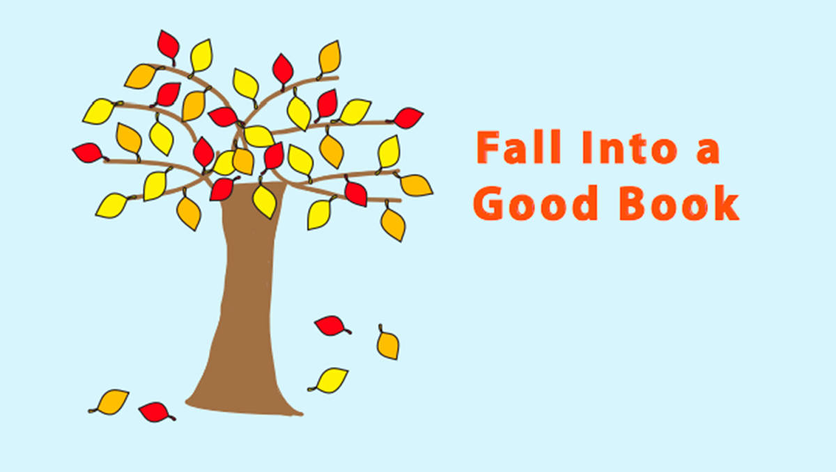 Fall into a Good Book Bulletin Board