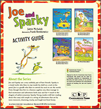 Joe and Sparky, Superstar! Teaching Guide