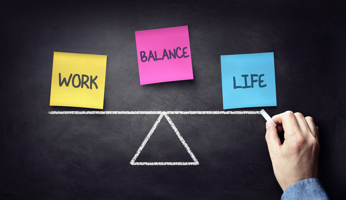 Achieving Work Life Balance on My Grade Science