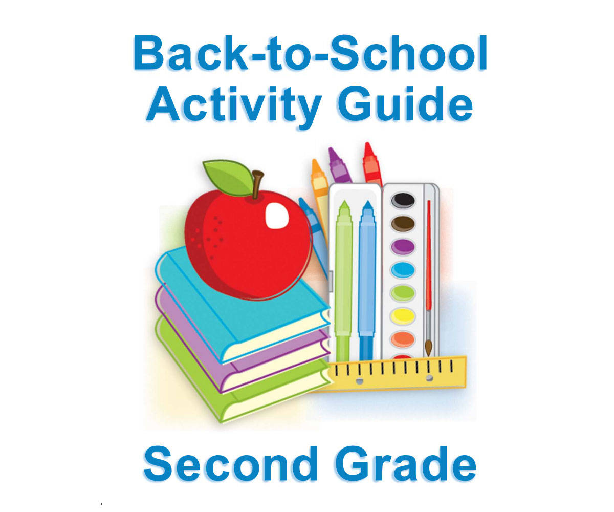 second grade summer learning for back to school teachervision