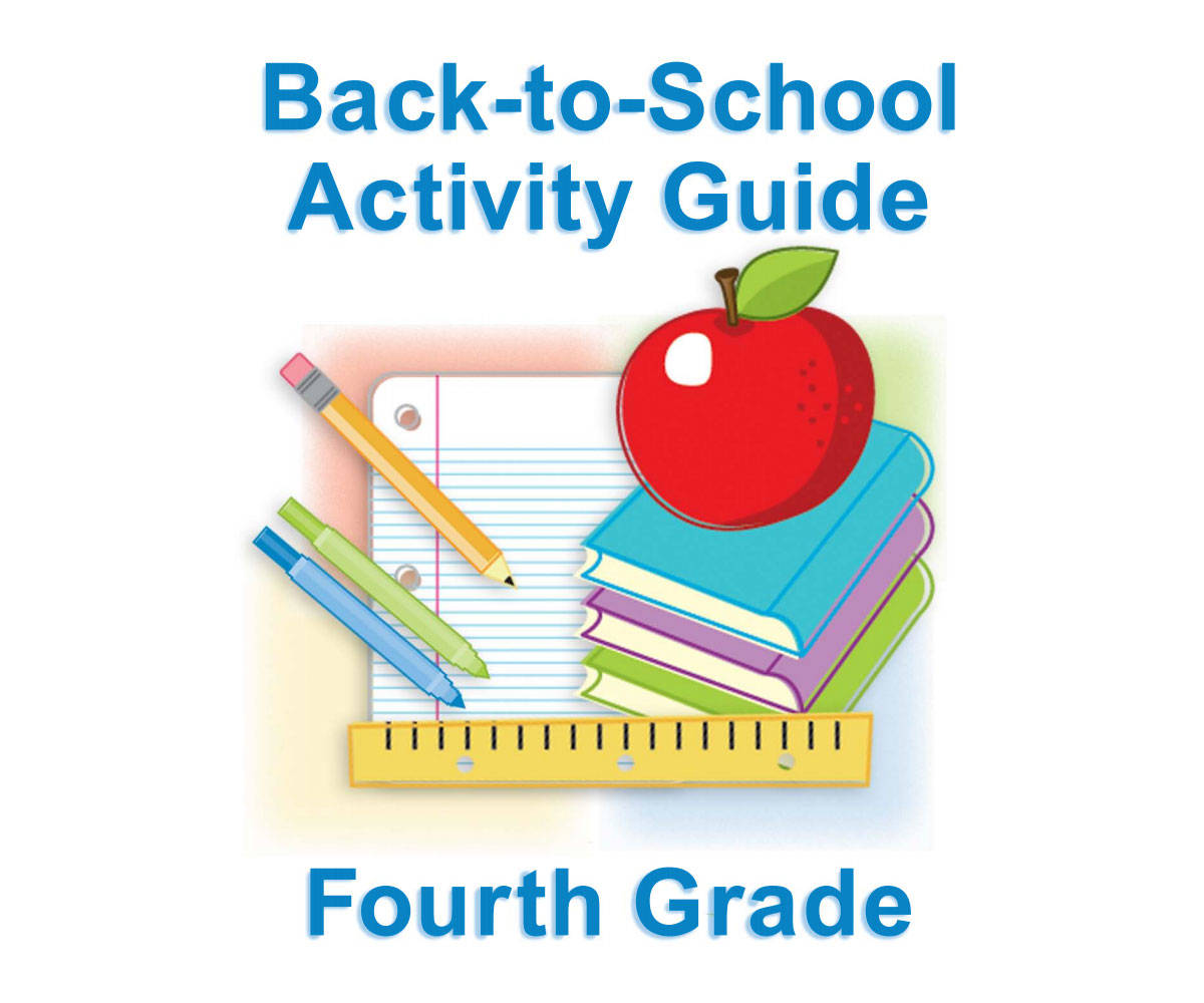 Fourth Grade Summer Learning Guide: Get Ready for Back-to-School