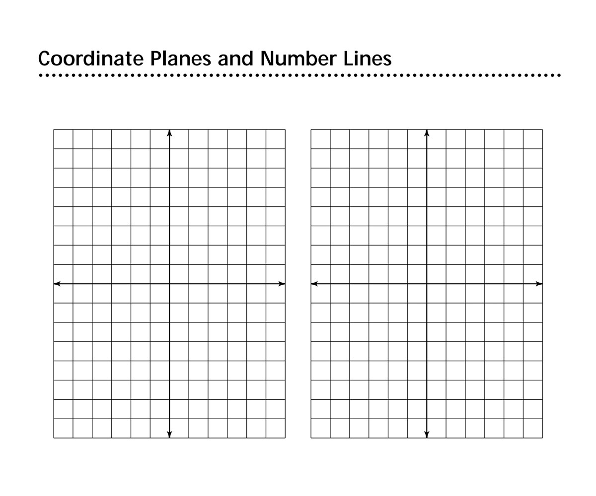 Worksheets Coordinate Planes Worksheets decimal squares teachervision worksheets coordinate planes