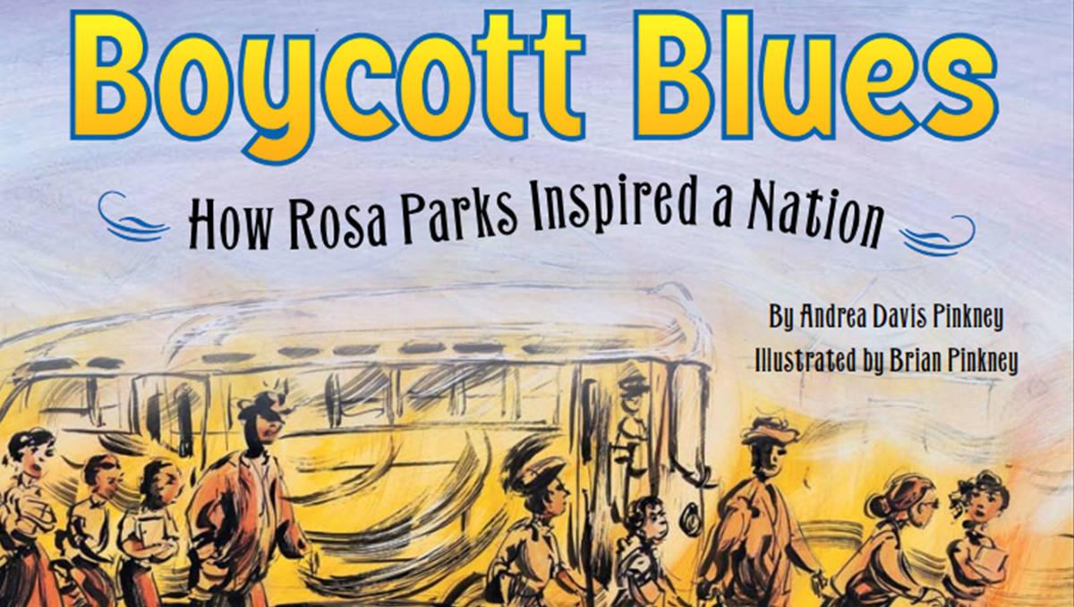 Boycott Blues: Rosa Parks