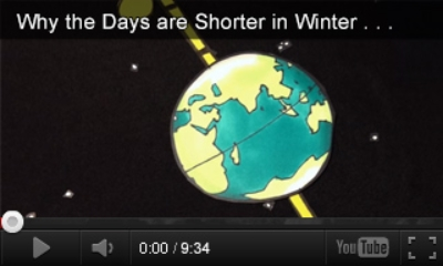 Winter Solstice Videos and Activities