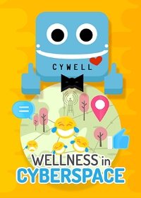 CyWell: Cyber Wellness in Space