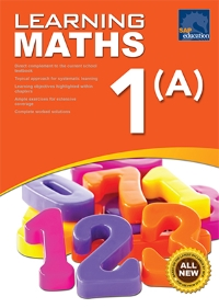 SAP Learning Math Book 1