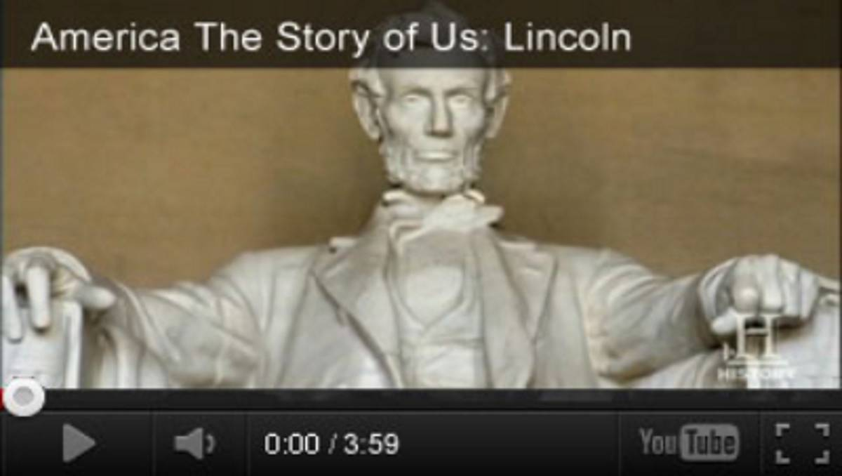 Abraham Lincoln Videos and Activities