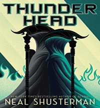 Thunderhead: Book #2 of Arc of a Scythe