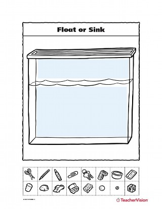 Float or Sink - TeacherVision