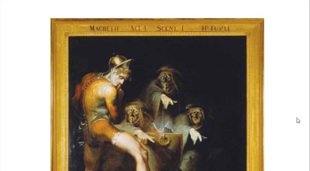 Folger Library Macbeth Curriculum Guide