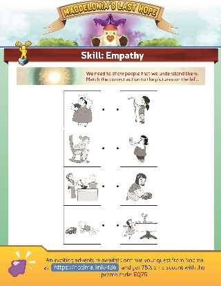 EQ For Kids: Empathy for Others