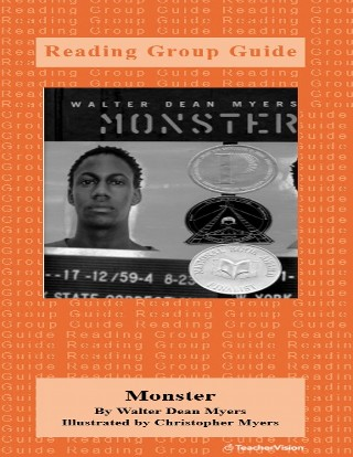 Walter Dean Myers Monster Book Discussion and Teaching Guide