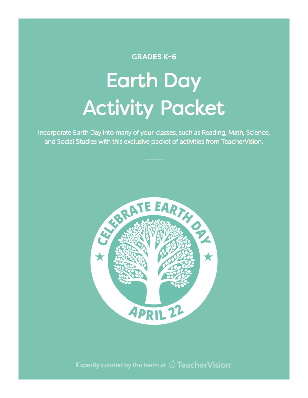 Earth Day Printables, Lessons & Activities - TeacherVision