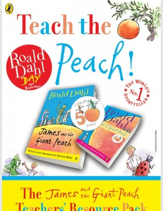 James and the Giant Peach Teacher\'s Resource Pack - TeacherVision