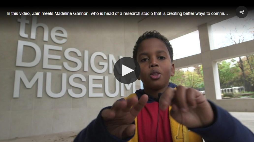 Madeline Gannon, Robot Whisperer