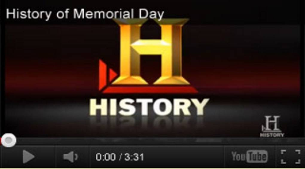 Memorial Day Videos and Activities