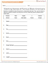 photo relating to Black History Month Quiz Printable referred to as Black Background Thirty day period Printables, Crafts Classes for