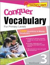 Conquer Vocabulary Workbook (Grade 3)