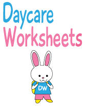 Daycare Worksheets Logo