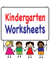 Kindergarten Worksheets Logo