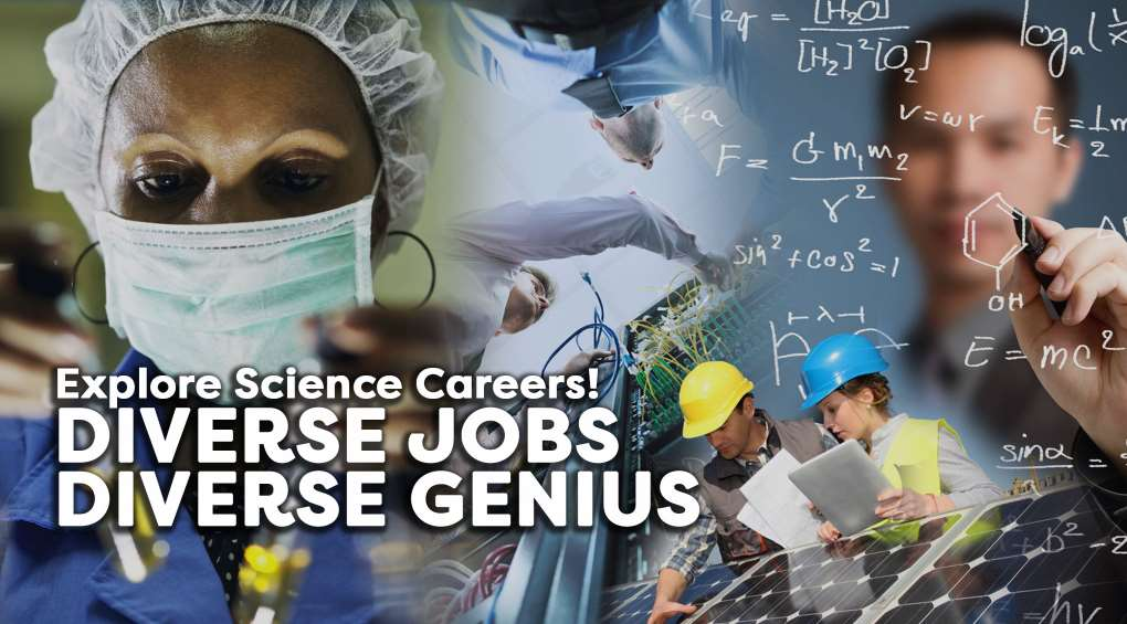 Explore Science Careers