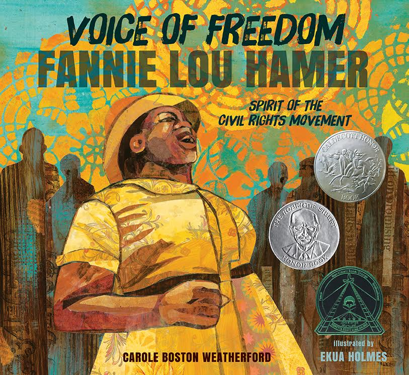 Voice of Freedom, Fannie Lou Hamer book