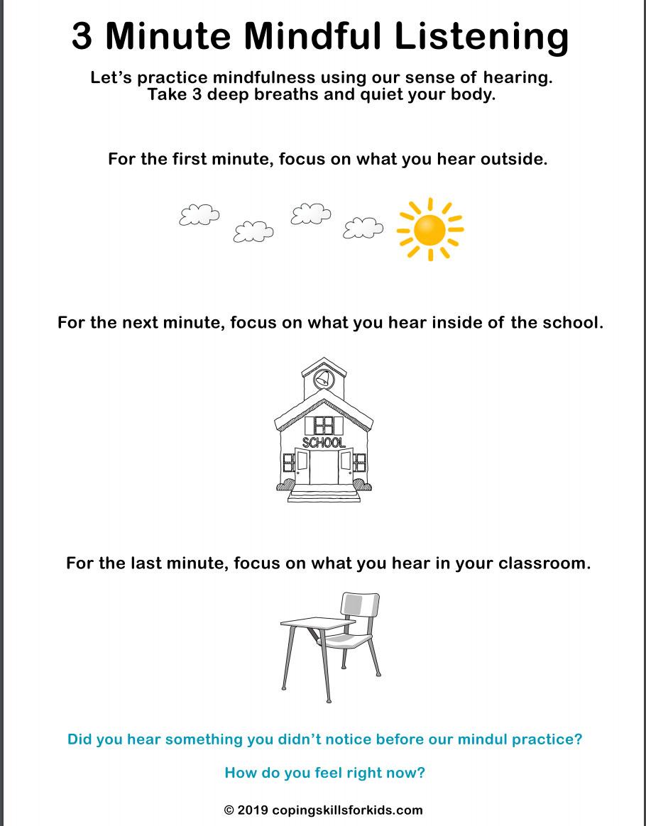 classroom meditation