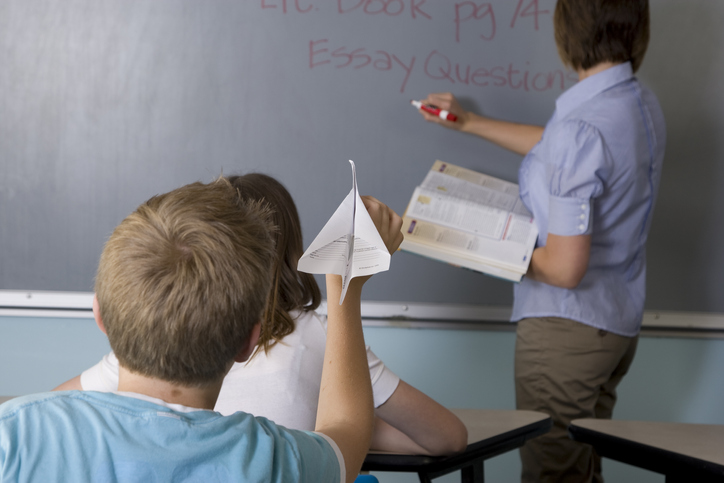 How to Manage Disruptive Behavior in Inclusive Classrooms