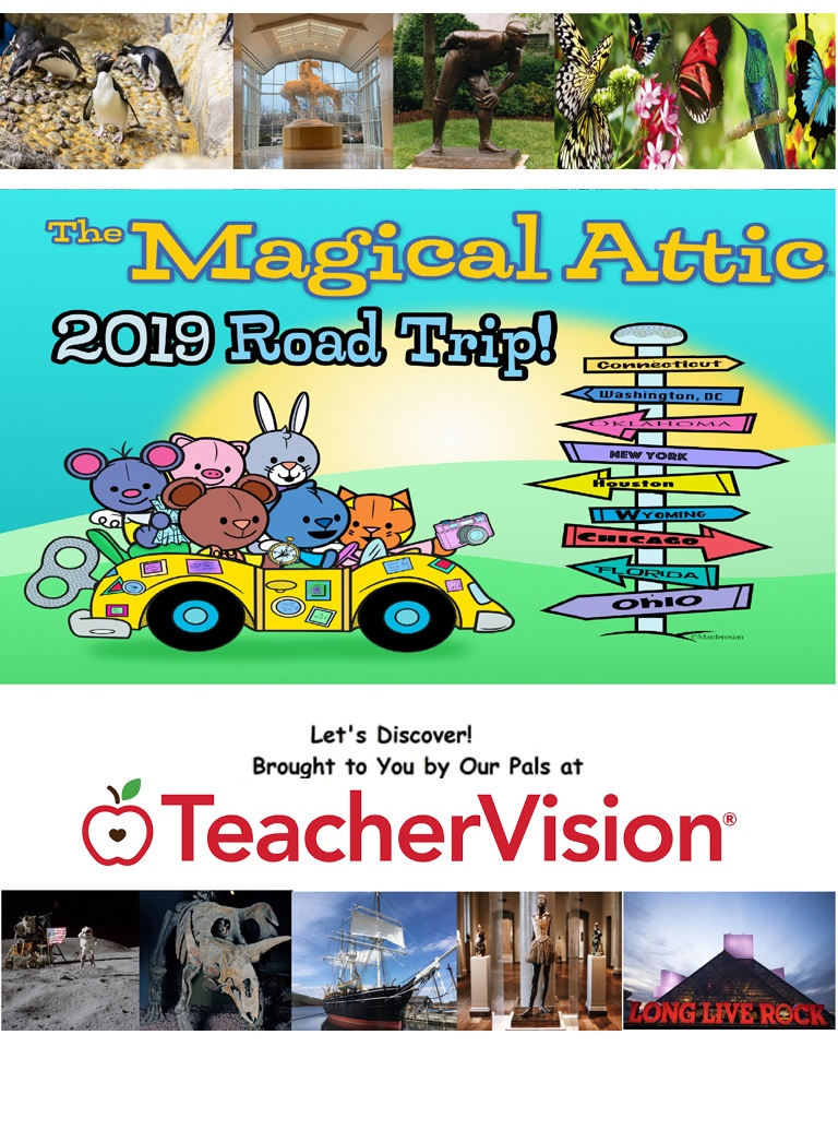 The Magical Attic 2019 Roadtrip