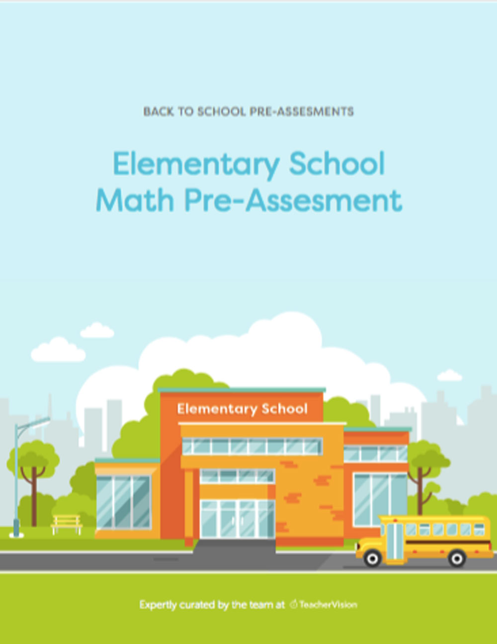 An elementary multiplication pre-assessment