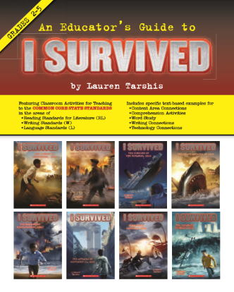 An Educator's Guide to the I Survived Series
