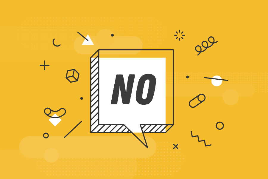 Learning how to say no as a teacher