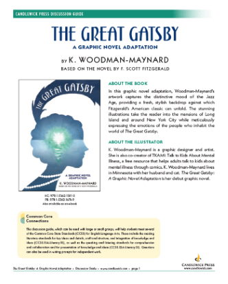 The Great Gatsby: A Graphic Novel Adaptation Discussion Guide
