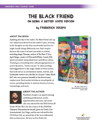 The Black Friend Teaching Guide