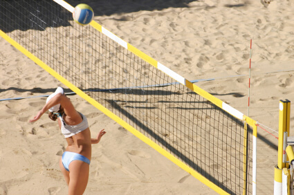 Summer Olympics, Beach Volleyball