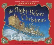 Jan Brett's The Night Before Christmas