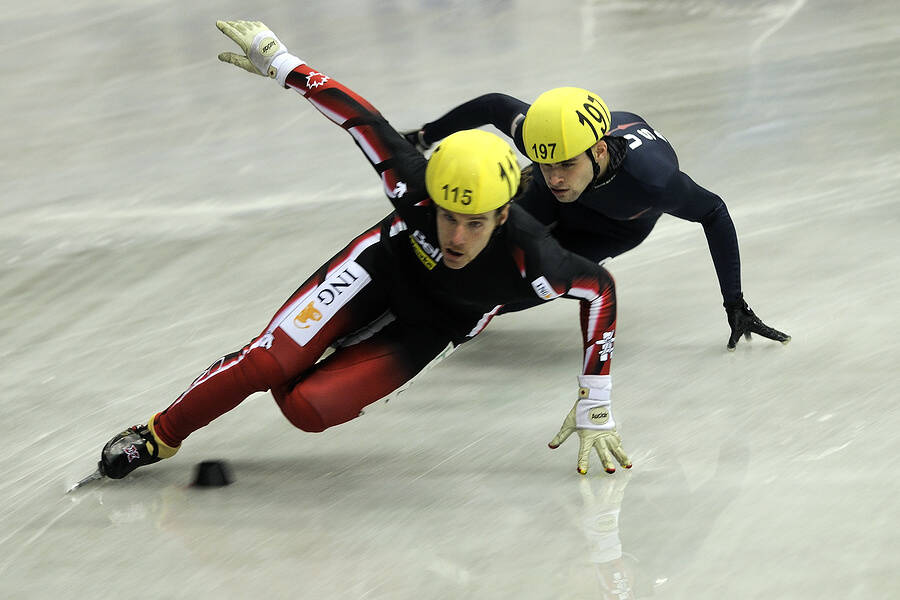 OlympicWinterSport,SpeedSkaters