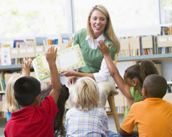 TeacherVision Reading and Discussion Guides