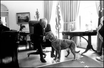 PresidentialPets,GeraldFord,dog,Liberty