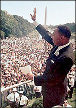 A Movement Led by Dr. Martin Luther King