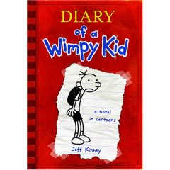 Diary of a Wimpy Kid: Greg Heffley's Journalby Jeff Kinney