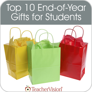 Top 10 End-of-Year Gifts for Students - TeacherVision