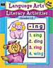 Full-Color Language Arts Literacy Activities