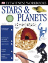 Eyewitness Workbooks: Stars & Planets