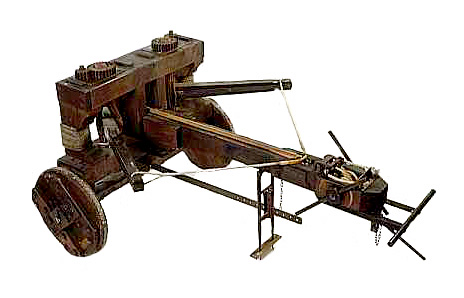 Giant Crossbow